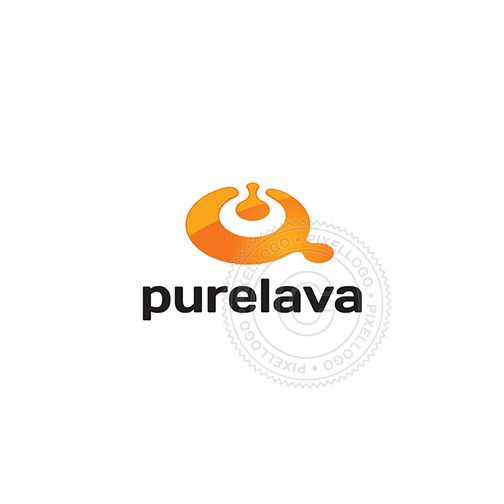 Liquid Lava Software - Pixellogo