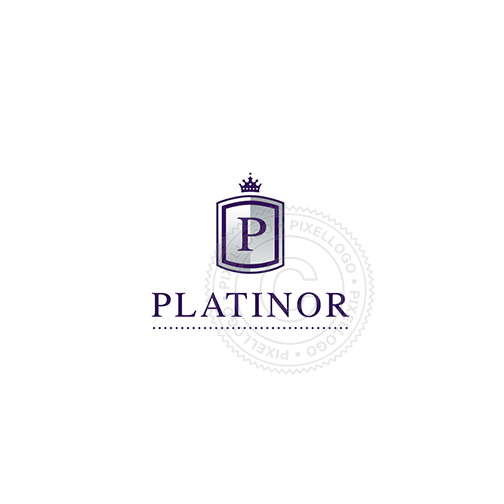 Silver Shield Jewelry-Logo Template-Pixellogo