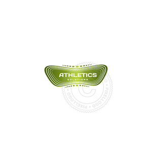 Athletic Apparel Shop - Pixellogo