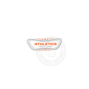 Athletic Gym-Logo Template-Pixellogo