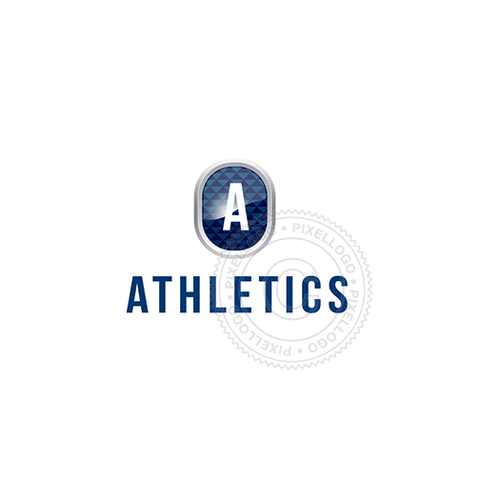 Athletic Trainer - Pixellogo
