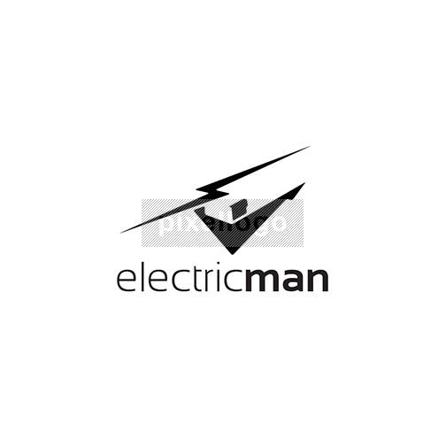 Electrician - Electric Services - Pixellogo