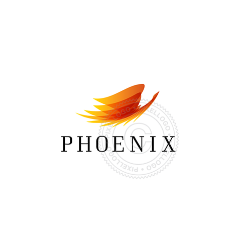 Production Company Phoenix - Pixellogo