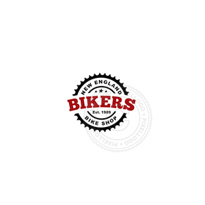 Chopper Shop - Pixellogo