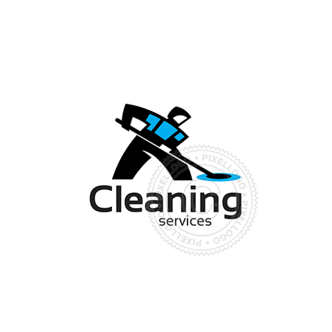 Cleaning Services Logo 2754
