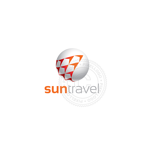 Sun Travel Agency - Pixellogo