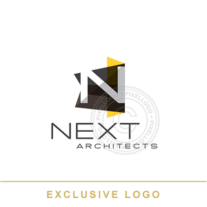 Architect Studio Logo - Pixellogo