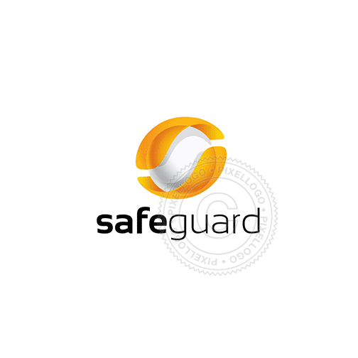 Safe Guard-Logo Template-Pixellogo