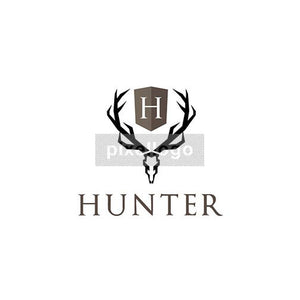 Antler Antique Shop Logo - Pixellogo