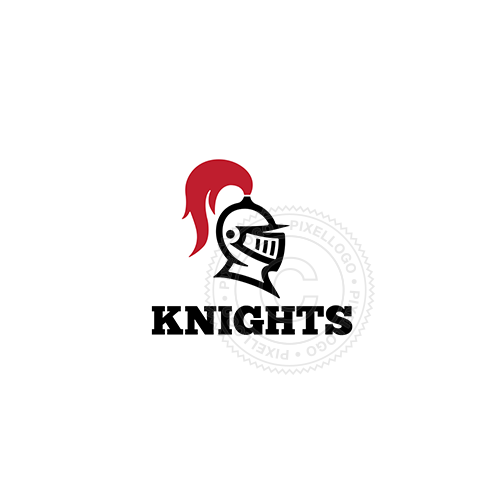Knight Home Security - Pixellogo