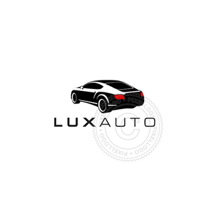 Luxury Auto-Logo Template-Pixellogo