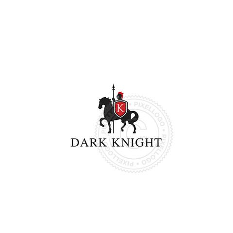 Knight Guard-Logo Template-Pixellogo
