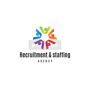 Recruitment & Staffing Agency - Pixellogo