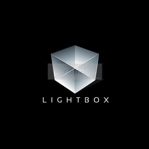 3D Glass Box | Pixellogo