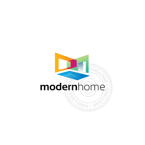 Modern Home Design Studio logo-2897