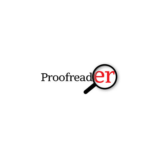Proofreader-Logo Template-Pixellogo