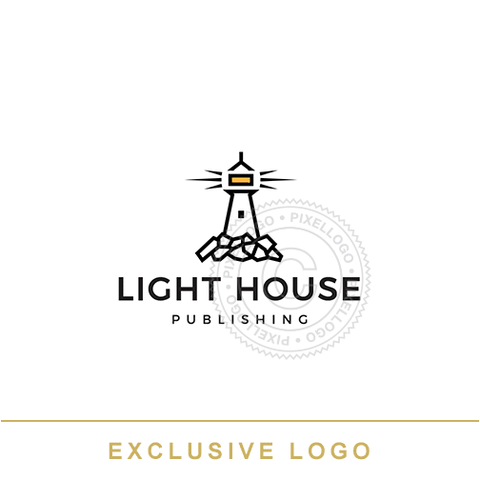 Lighthouse Logo - Pixellogo