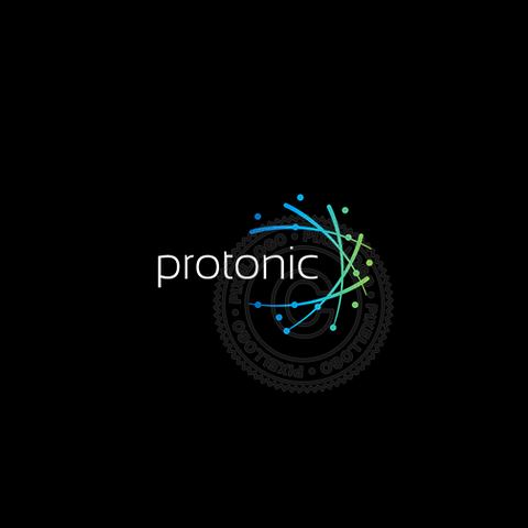 Protons Software - Pixellogo