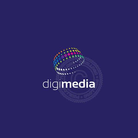 Digital Media - Pixellogo