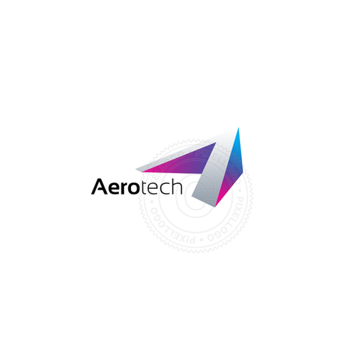 Aeronautics Technology - Pixellogo