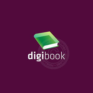 Digital Book - Pixellogo