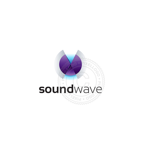 Surround Sound - Pixellogo