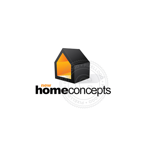 Concept Homes design Studio - Pixellogo