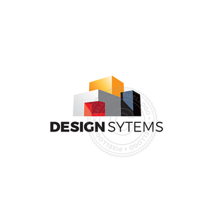 Building Design Systems - construction Company | Pixellogo