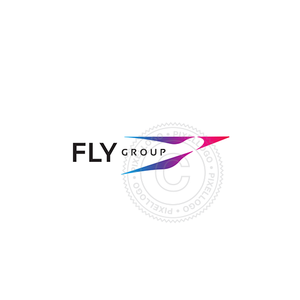 Aerodynamics Technology Logo - Pixellogo