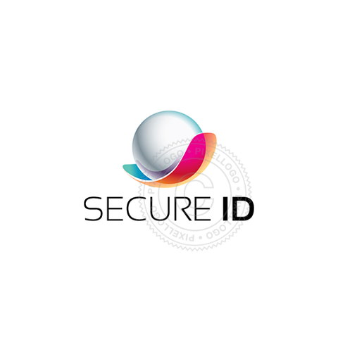 Identity Protection Logo - Identity security Services providers | Pixellogo