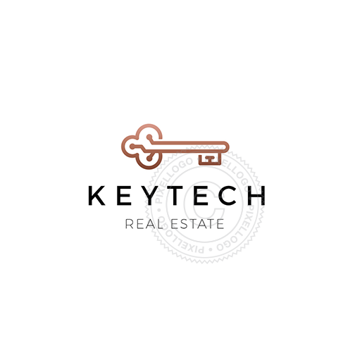 Key Technology logo - Pixellogo