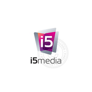 Multimedia design Logo - Pixellogo