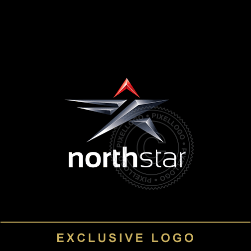 North Star Logo - Aviation logo | Shipping Logo | Travel | Pixellogo