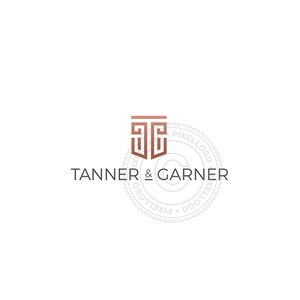 Law firm Logo - Pixellogo