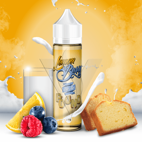 By The Pound E-Liquid 60 ml / 0 mg Lemon Berry By The Pound