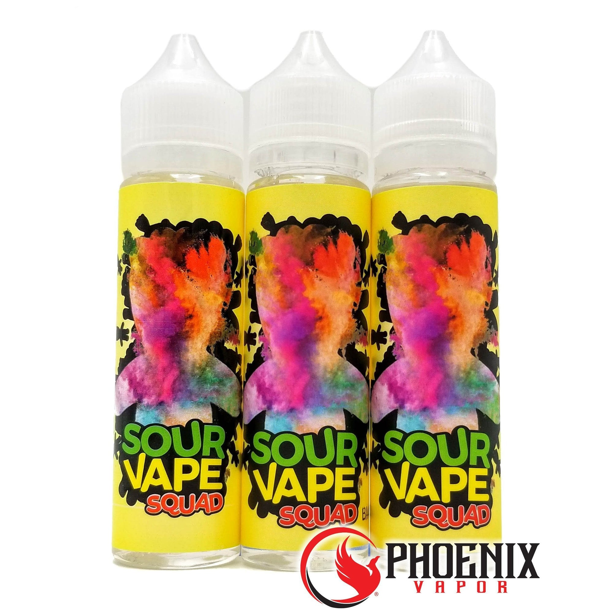 CEO Vape Co E-Liquid 60 ml / 0 mg Sour Vape Squad by CEO Vape Co