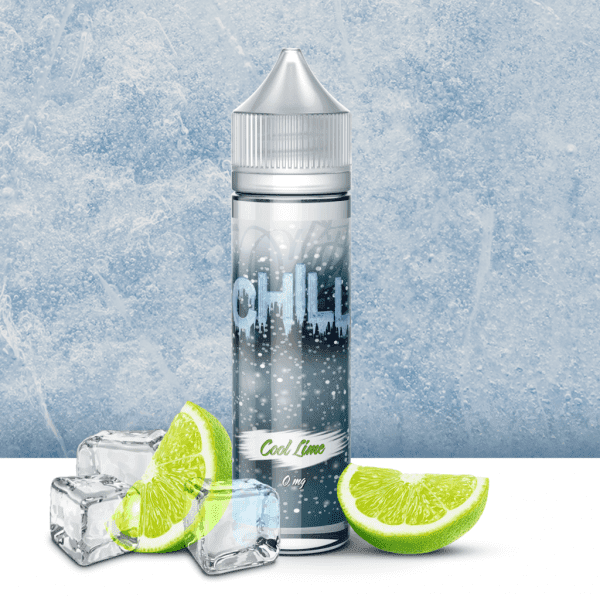 Chill E-Liquid 60 ml / 0 mg Cool Lime by Chill