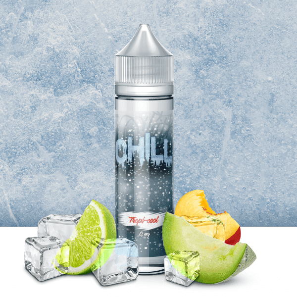 Chill E-Liquid 60 ml / 0 mg Tropi-Cool by Chill