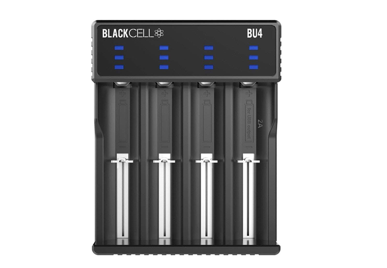 DemandVape (Accessories) Charger Blackcell BU4 Charger