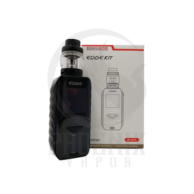 Digiflavor (Mods) Regulated Mod Black Digiflavor Edge 200W Kit