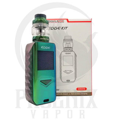 Digiflavor (Mods) Regulated Mod Green Digiflavor Edge 200W Kit