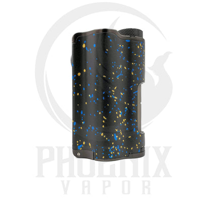 Dovpo Squonk Mod Black Gray Topside Dual Squonk Box Mod by DOVPO & TVC