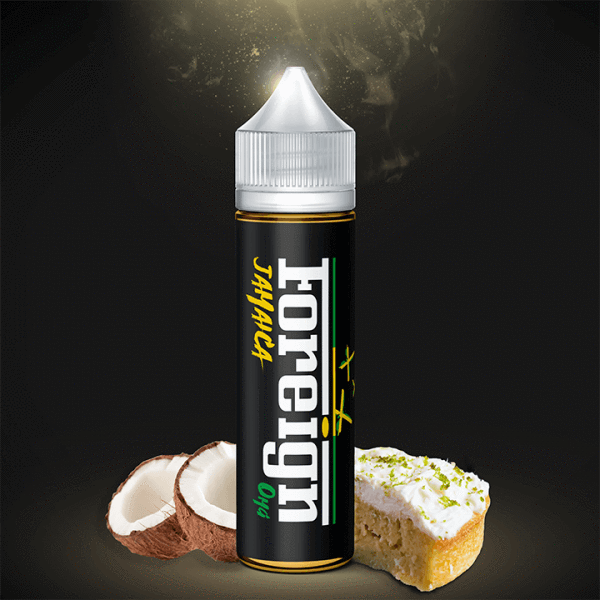 Foreign E-Liquid 60 ml / 0 mg Jamaica by Foreign