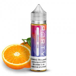 House Party E-Liquid 60 ml / 0 mg Orange by House Party