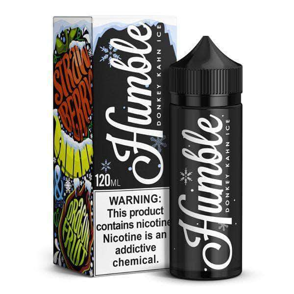 Humble Ice Juice Co. E-Liquid 120 ml / 0 mg Ice Donkey Kahn by Humble Juice Co.