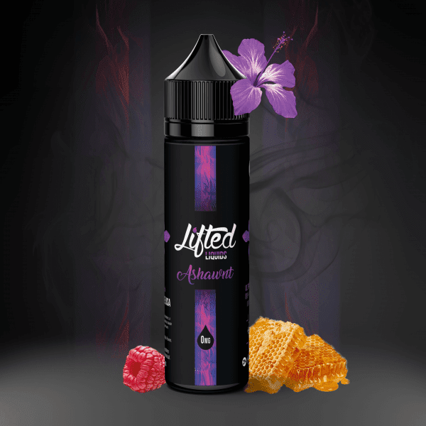 Lifted Liquids E-Liquid 60 ml / 0 mg AshawnT by Lifted Liquids