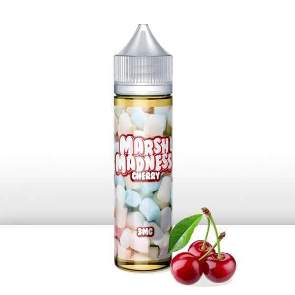 Marsh Madness E-Liquid 60 ml / 0 mg Cherry by Marsh Madness
