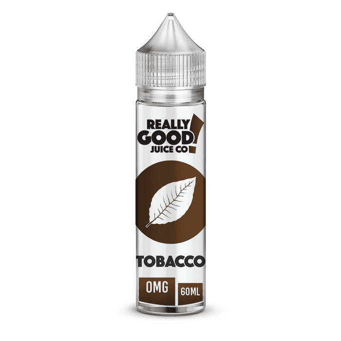 Really Good Juice Co. E-Liquid 60 ml / 6 mg Tobacco by Really Good Juice Co.