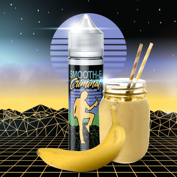 Smooth-E Criminal E-Liquid 60 ml / 0 mg A-Peel by Smooth-E Criminal