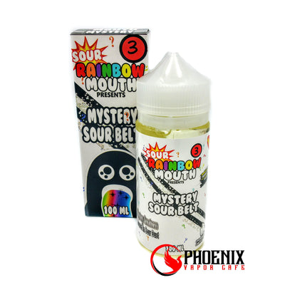 Sour King E-Liquid 100 ml / 0 mg Mystery Taffy by Sour King